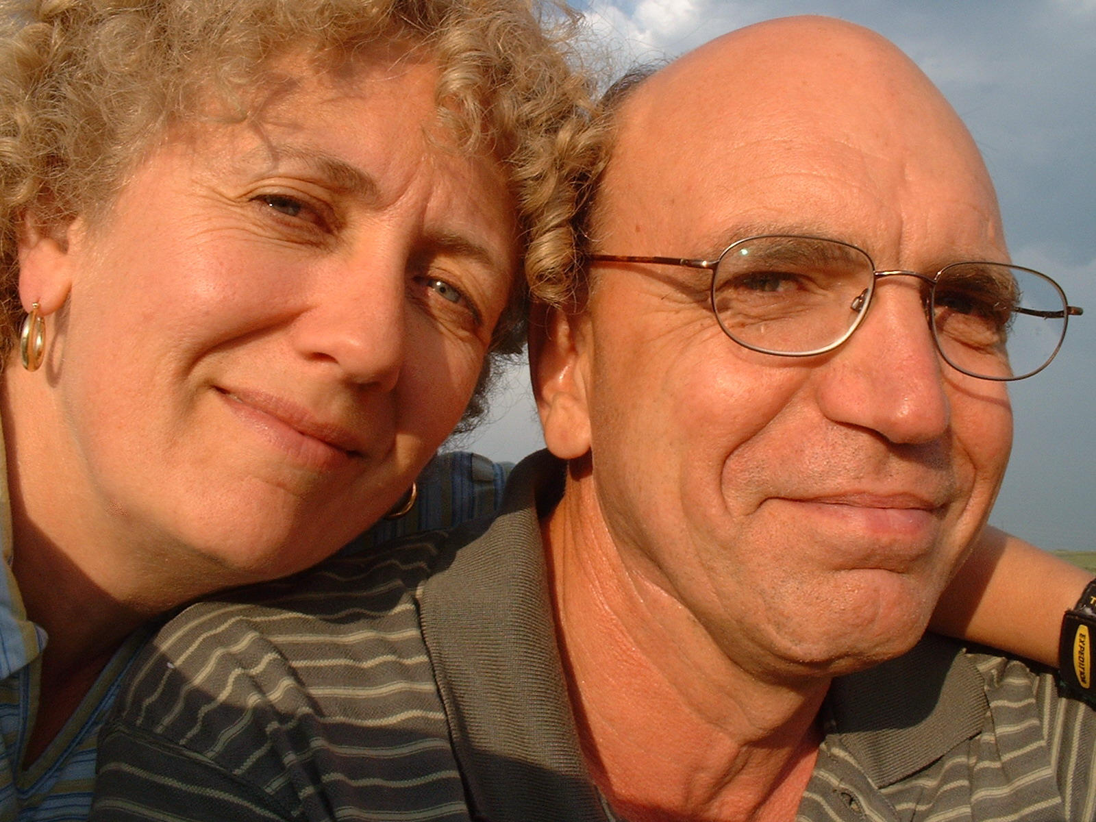 Judy & Erwin